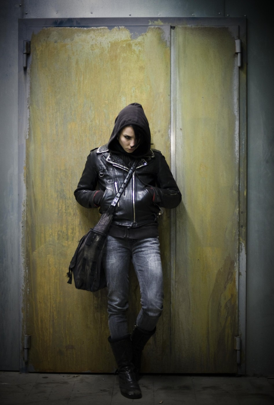 for Noomi rapace the girl with the dragon tattoo